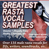 Thumbnail Greatest Rasta Vocals Vol 1 ACC Format (Royalty Free)