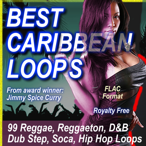 Product picture BEST CARIBBEAN LOOPS Flac Format.zip