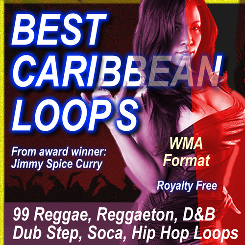 Product picture BEST CARIBBEAN LOOPS WMA format.zip