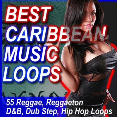 Product picture BEST CARIBBEAN MUSIC LOOPS Vol 1